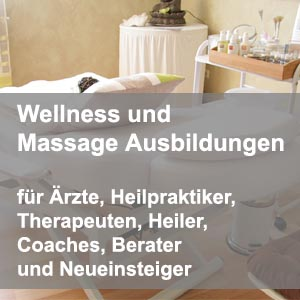 Massage Ausbildungen