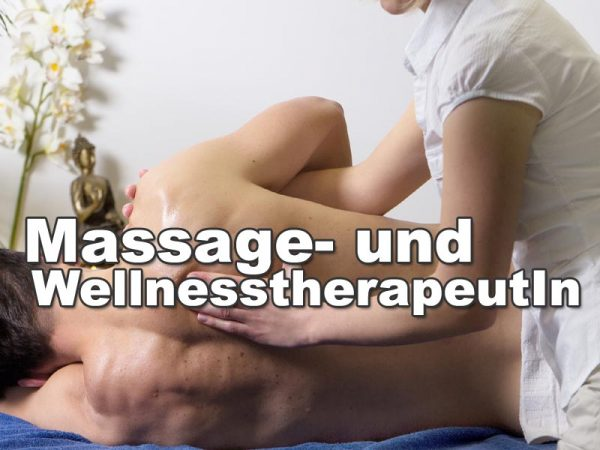 Massage und WellnesstherapeutIn